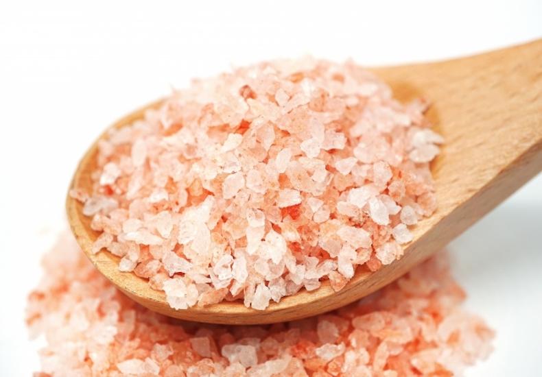 天然塩のバスソルト